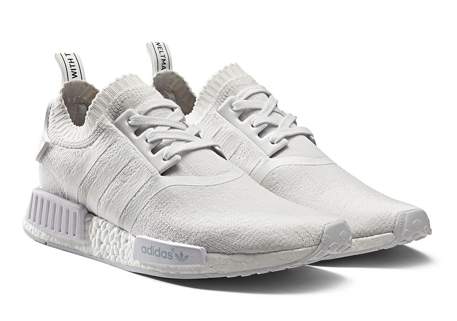 adidas nmd r1 blanche homme