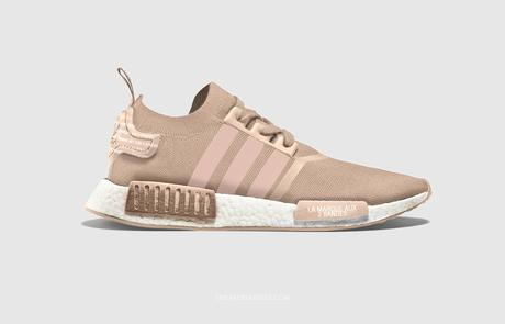Adidas Nmd Rose Pale