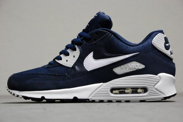 Nike Air Max 90 Essential Homme obsidian white