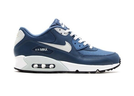 Site officiel nike air max 90 essential bleu 5UN84