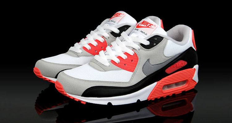 "Nike Air Max 90 Homme ""Infrared"""