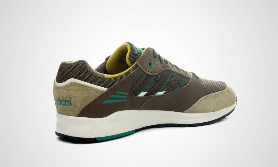 Adidas Originals Tech Super Homme Sneakers Beige Brun M25464