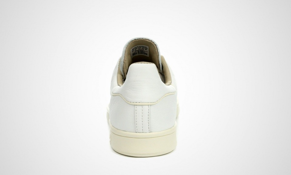 Adidas Stan Smith Made In Germany Homme Sneakers Millésime Blanche Blanche S15-St/Crème B25941