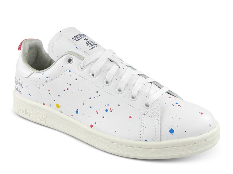 Adidas Obyo Bw Stan Smith By Bedwin & The Heartbreakers Homme Chaussures De Ville Courir Blanche/Craie D65674
