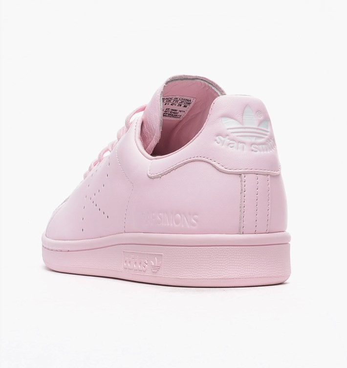 adidas stan smith blanche et rose femme