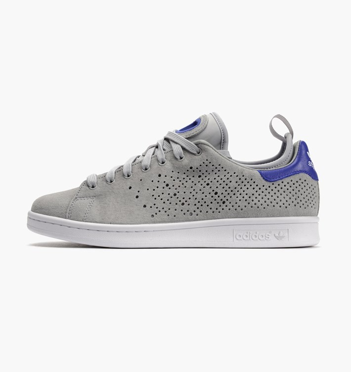 Adidas Stan Smith Updt CC hi-tech Hommes Chaussures Skate Onyx Clair/Violet/Blanche Ftwr B26441