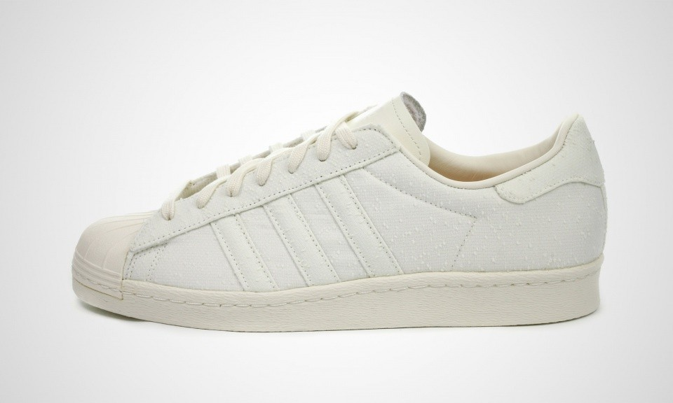 Adidas Superstar Stockholm Chic Pack Femme Trainers Blanche B24347