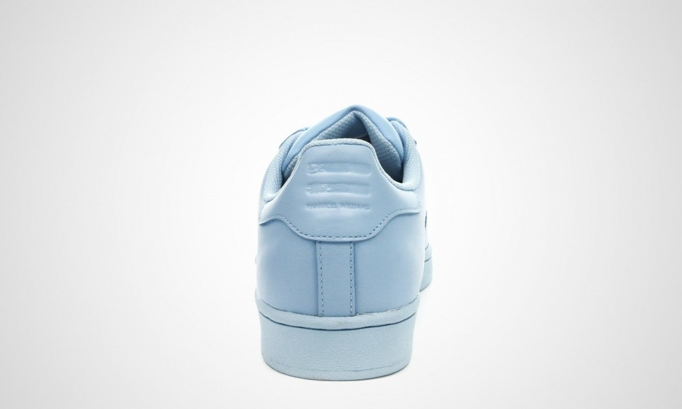 Adidas Superstar Supercolor Pack Clear Sky Homme Chaussures Cyan Bleu Ciel S41830