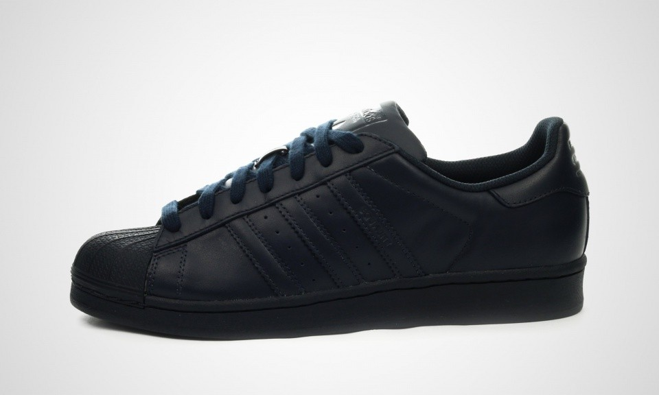 Adidas Superstar Supercolor Pack Homme Trainers Bleu Nuit De La Marine S83393