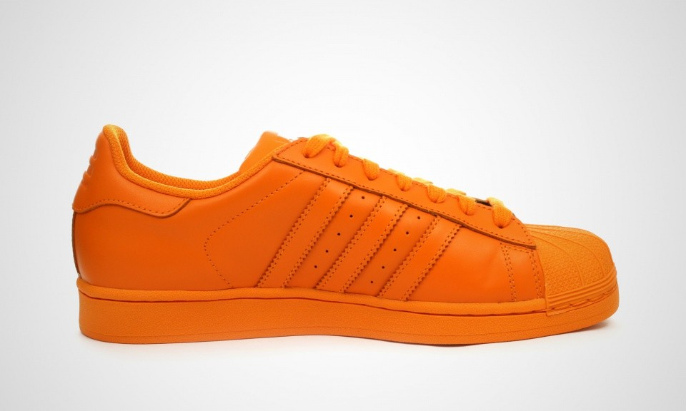 Adidas Superstar Supercolor Pack Femmes Chaussures Orange Vif S83394