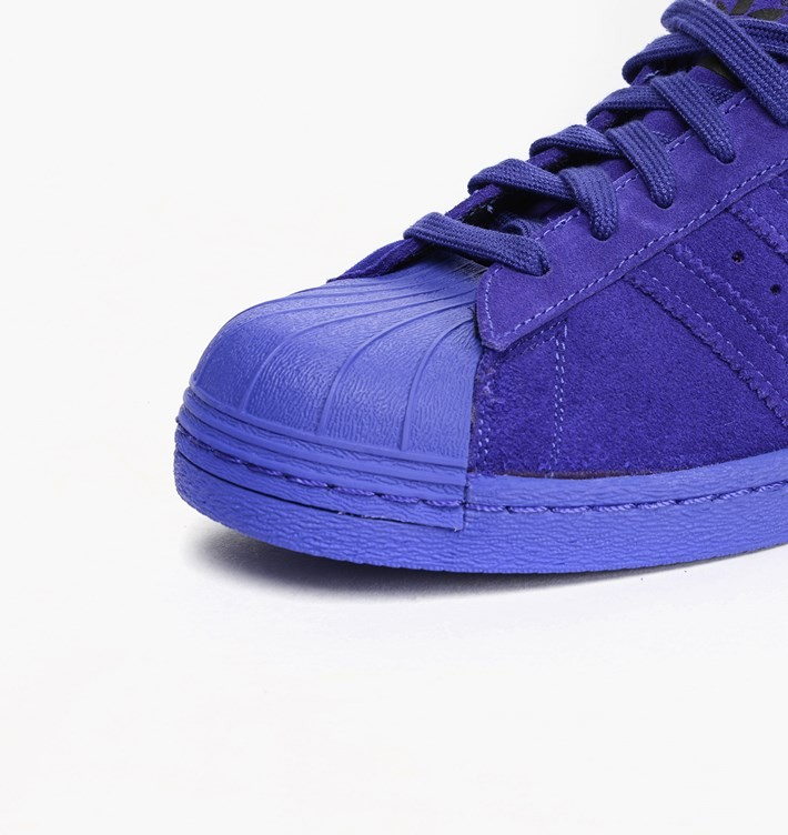 Adidas Superstar 80s City Series Pack - Tokyo Hommes Chaussures De Sport Bleu Nuit Flash B32663