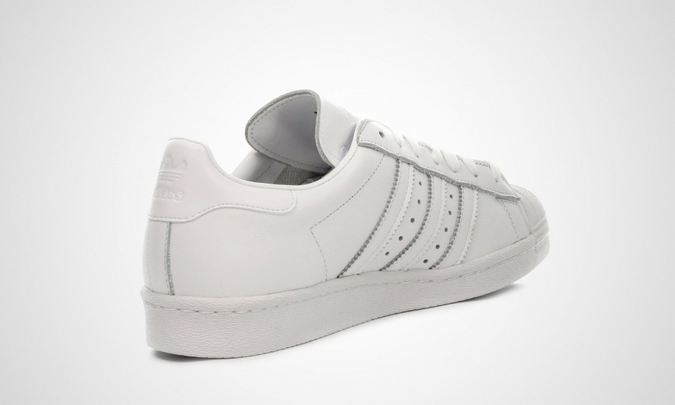 Adidas Superstar 80s RT Gonz Pioneers Pack Chaussures Pour Homme Ftw Blanche S85469