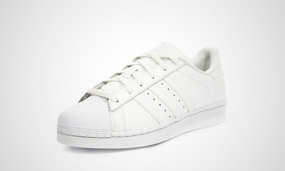 Adidas Superstar Foundation Sneakers Juniors Blanche B23641