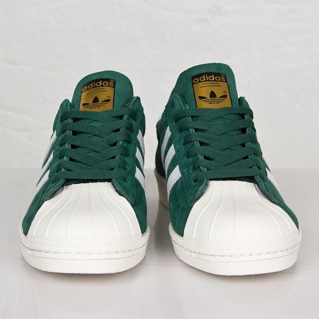 adidas superstar 80s metal homme or