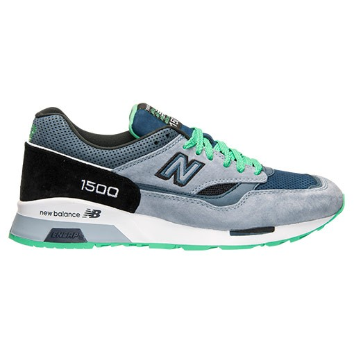 New Balance 1500 Elite Edition Femmes Sneakers Gris/Vert/Blanc CM1500CS GRY