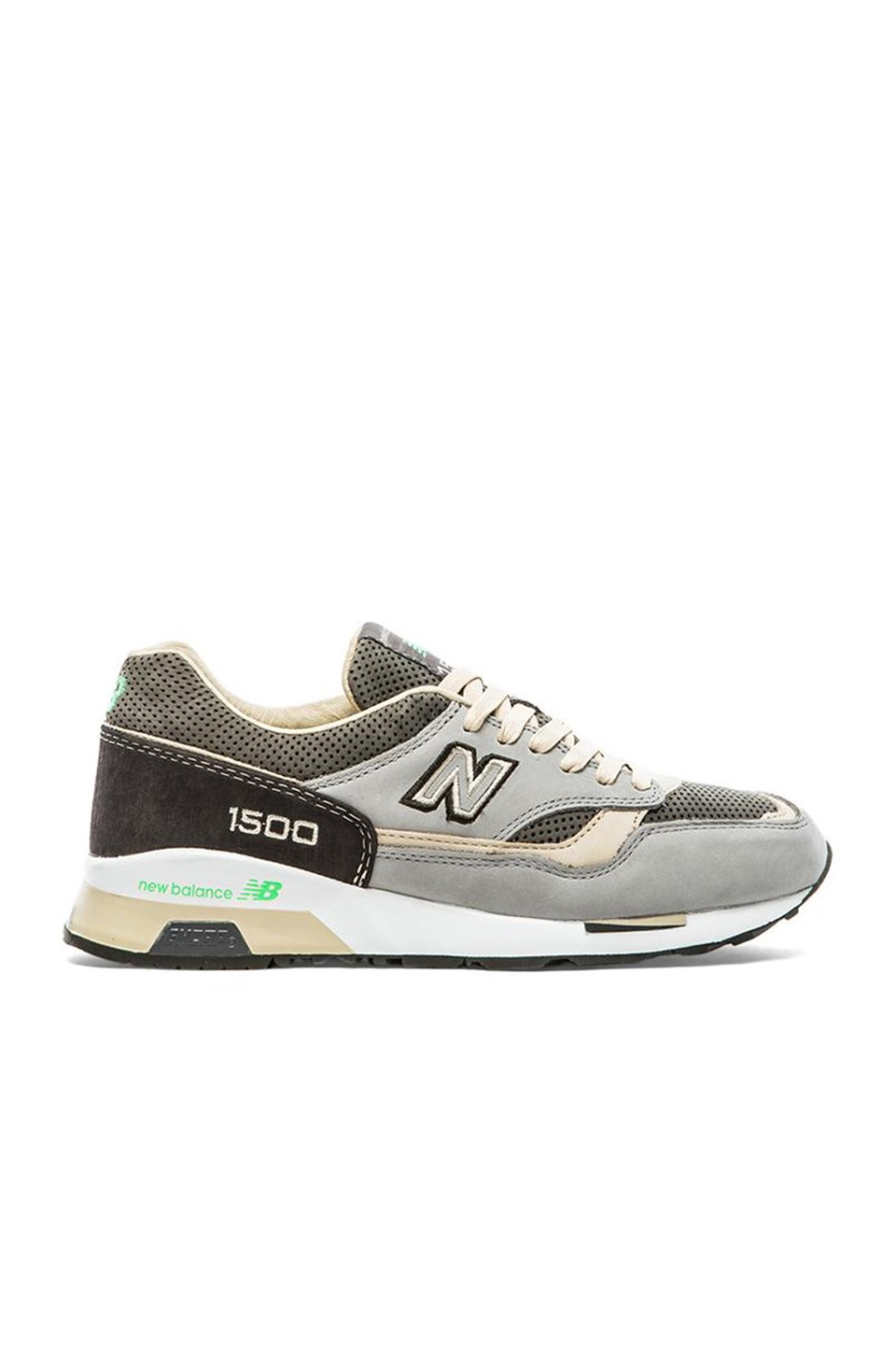 New Balance CM1500 Made In USA Homme Trainers Vert Gris Beige