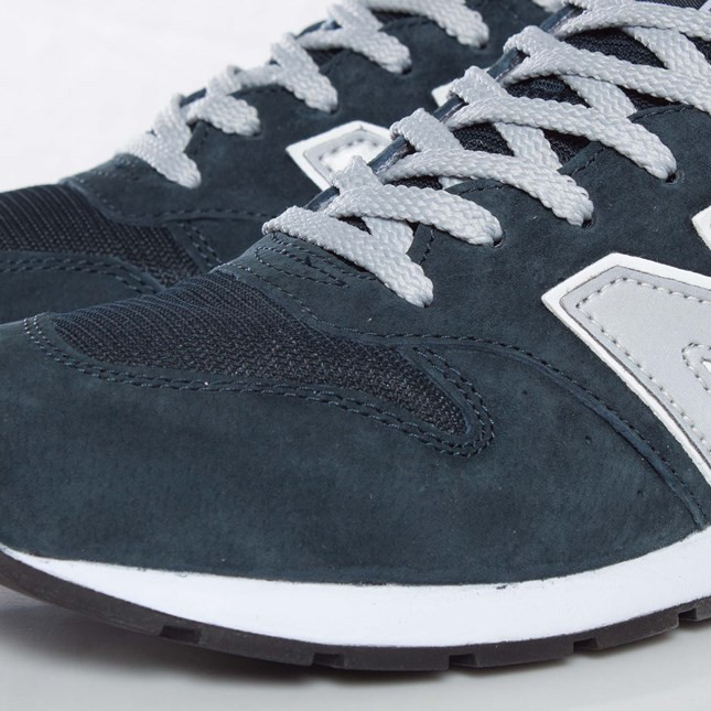 New Balance 996 Homme Trainers Marine MRL996AN