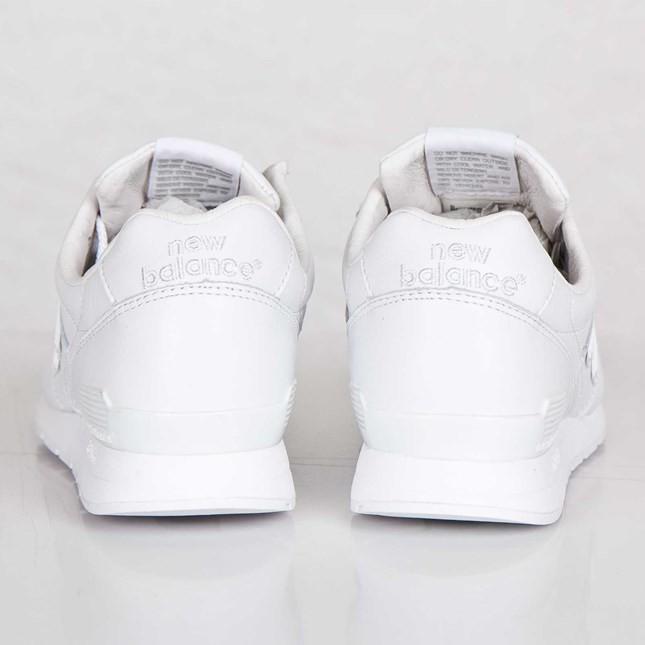 Femme New Balance 996 Trainers Blanche MRL996EW