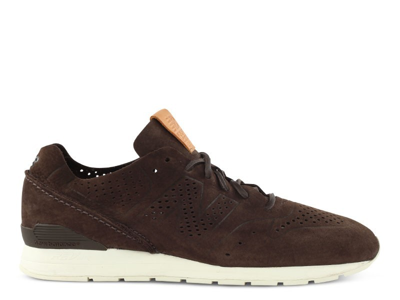 New Balance 996 Deconstructed Re-Engineered Sneakers Pour Homme Brun Foncé MRL996DA