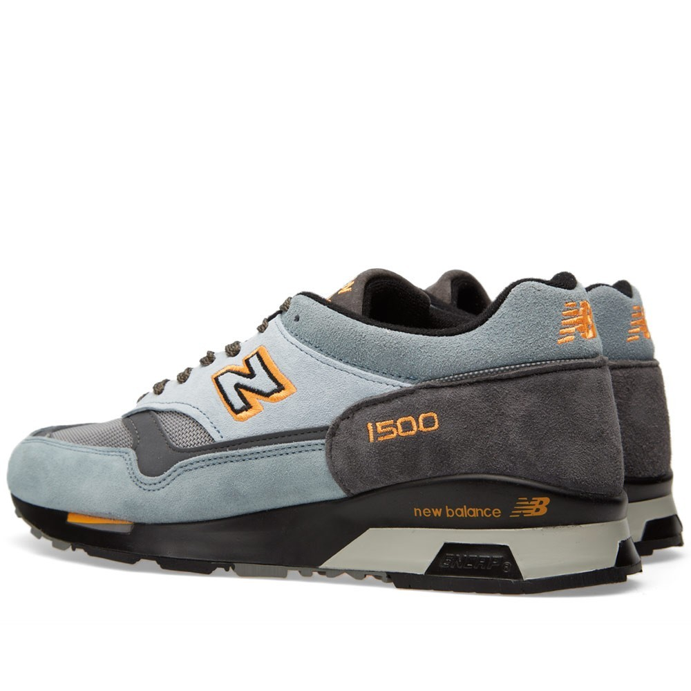 New Balance 1500 x Starcow Homme Trainers Anthracite/Camo M1500SCB