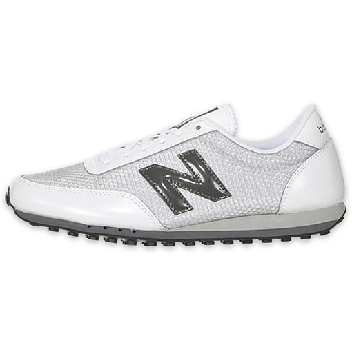 New Balance 410 Mesh Chaussures Running Pour Homme Blanche/Gris M410WWG WWG