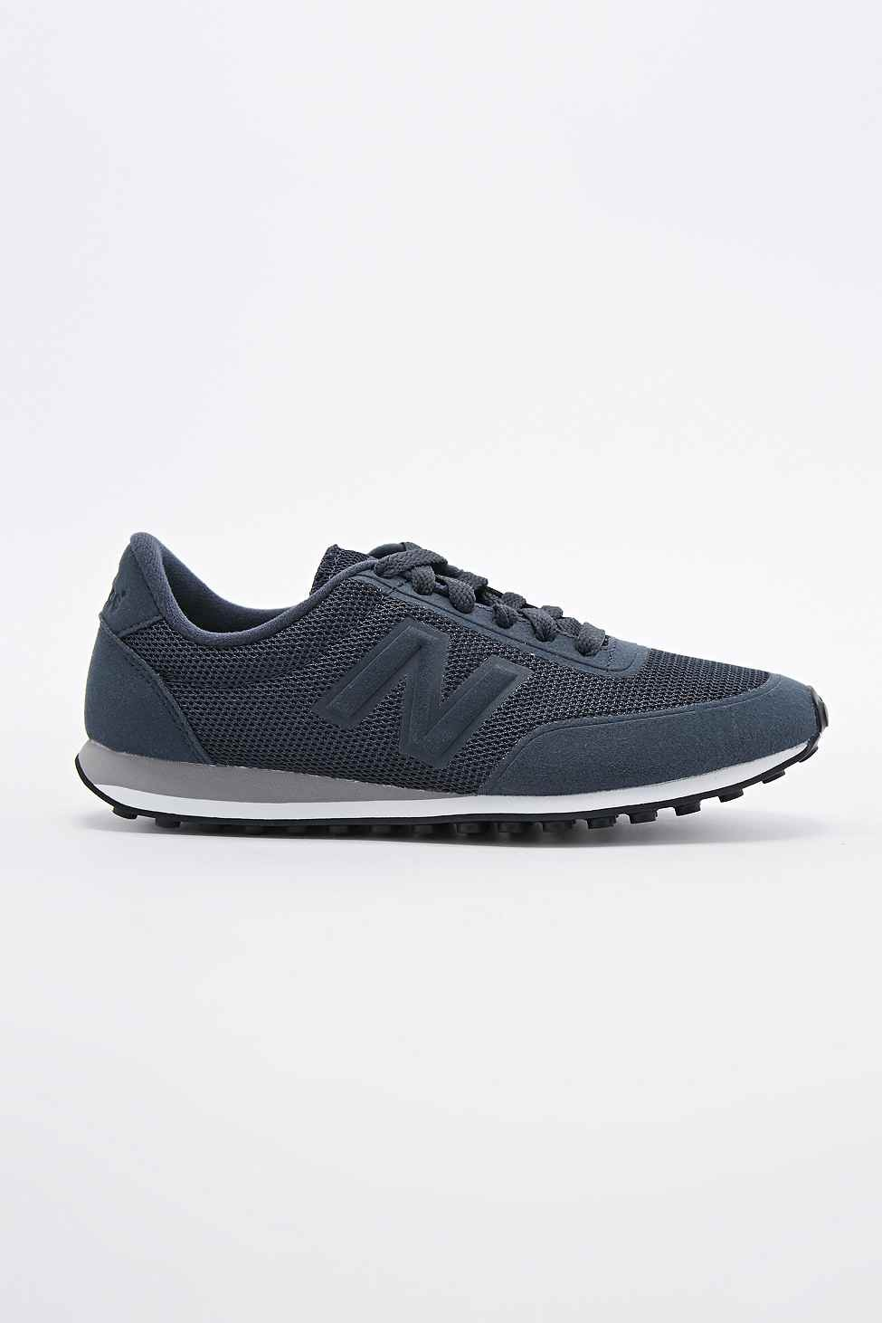 New Balance 410 Mesh Sneakers Pour Femme Marine