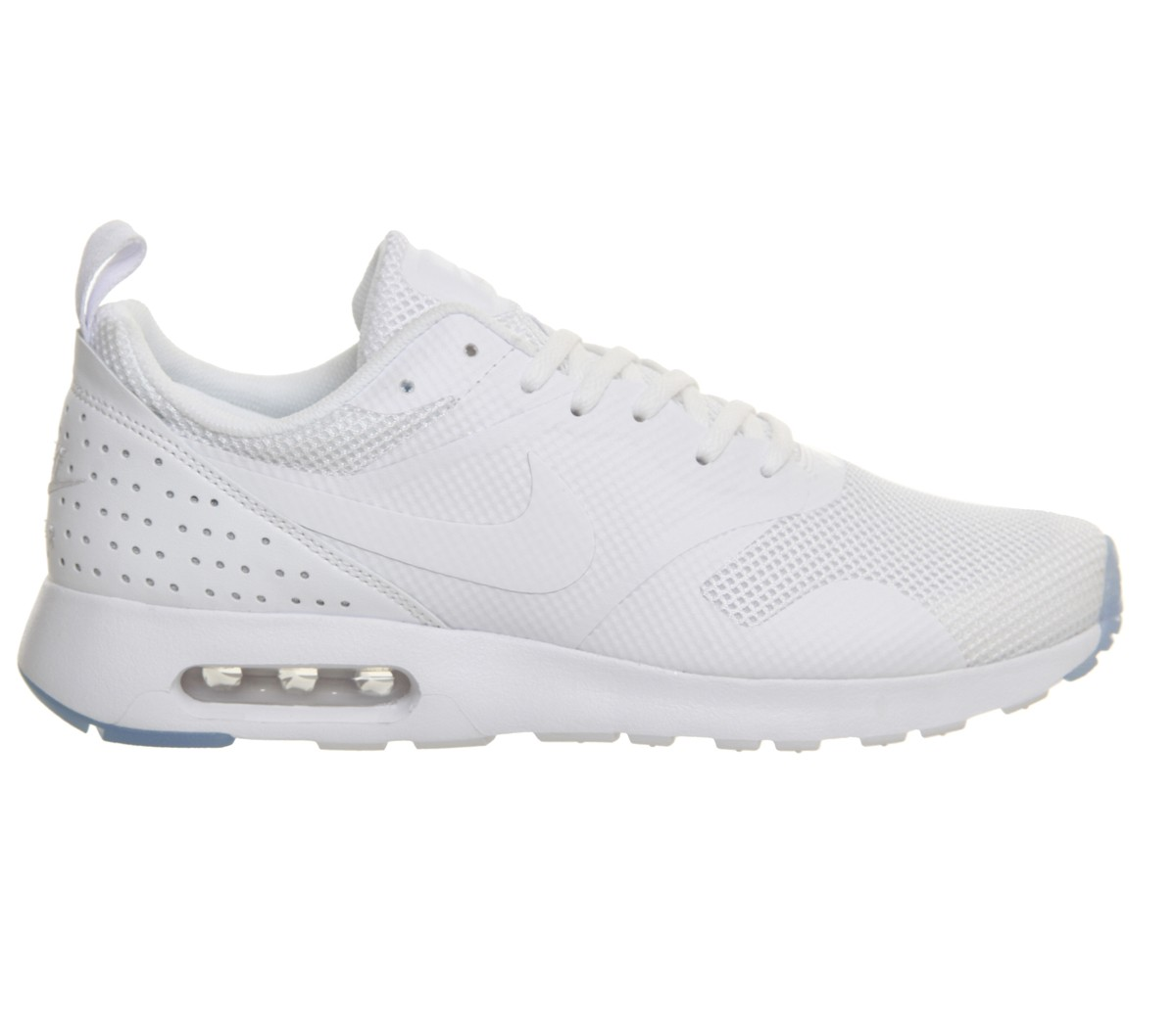 Nike Air Max Tavas SE Homme Sneakers Blanche Mono 718895-111