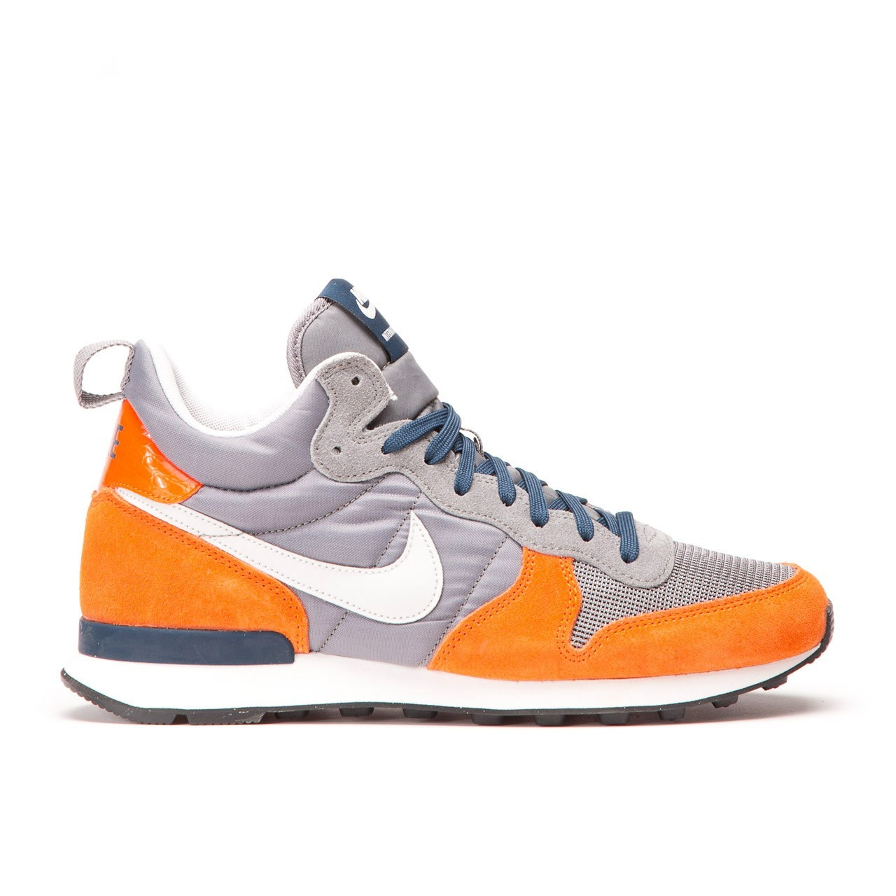 nike baskets internationalist heren bleu
