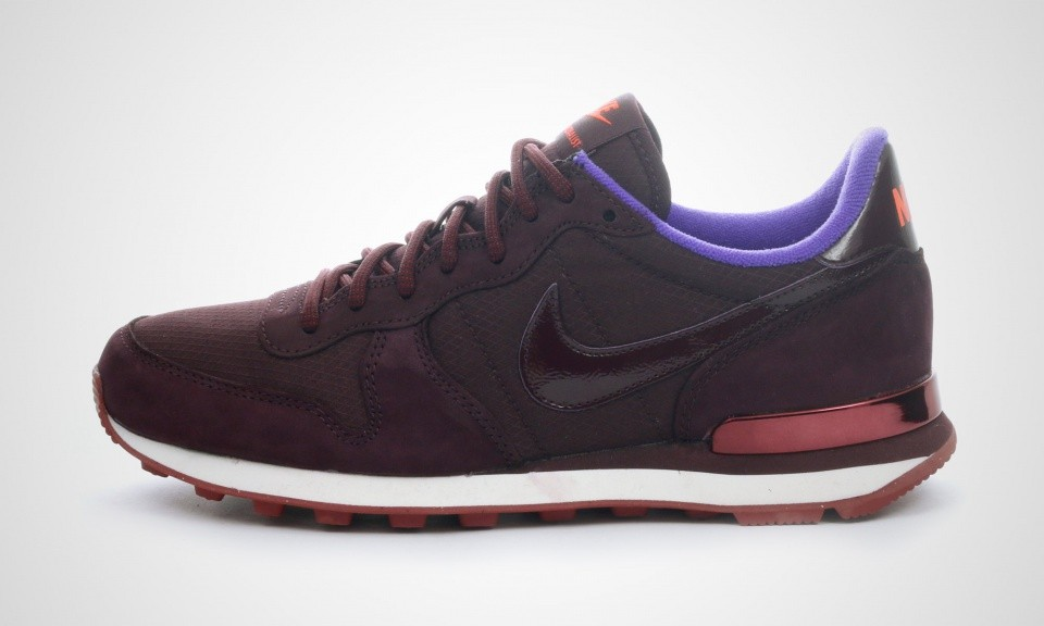 nike internationalist femme bordeaux