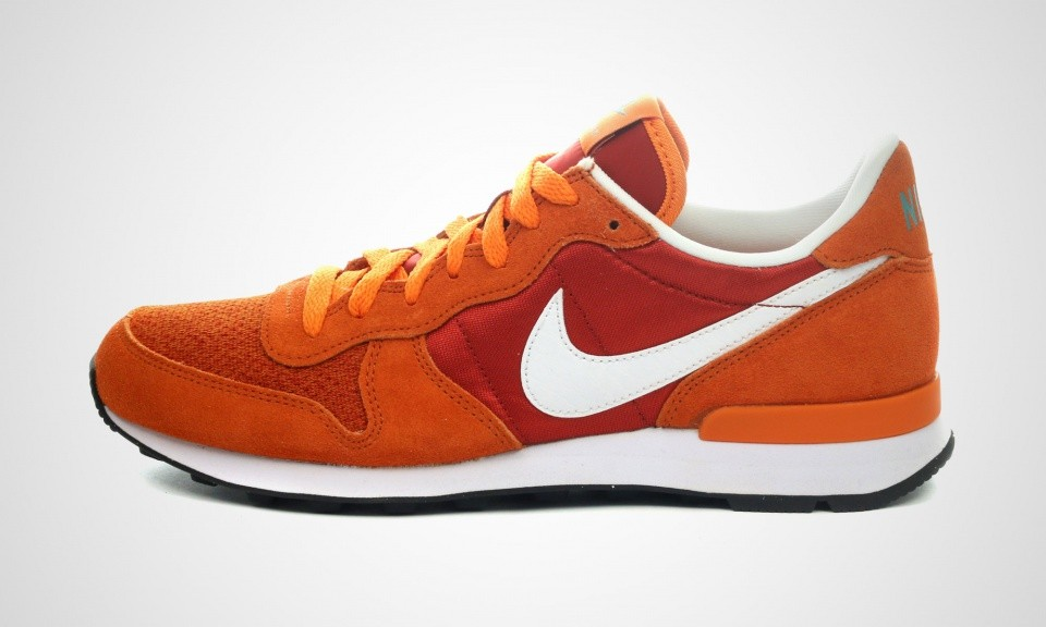 Nike Internationalist Autumn Homme Trainers Orange/Cinabre/Blanche-Rouille Toscane 631754-601