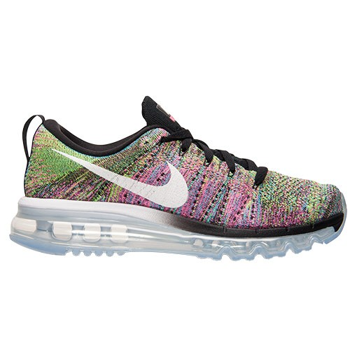 nike air max flyknit multicolor femme