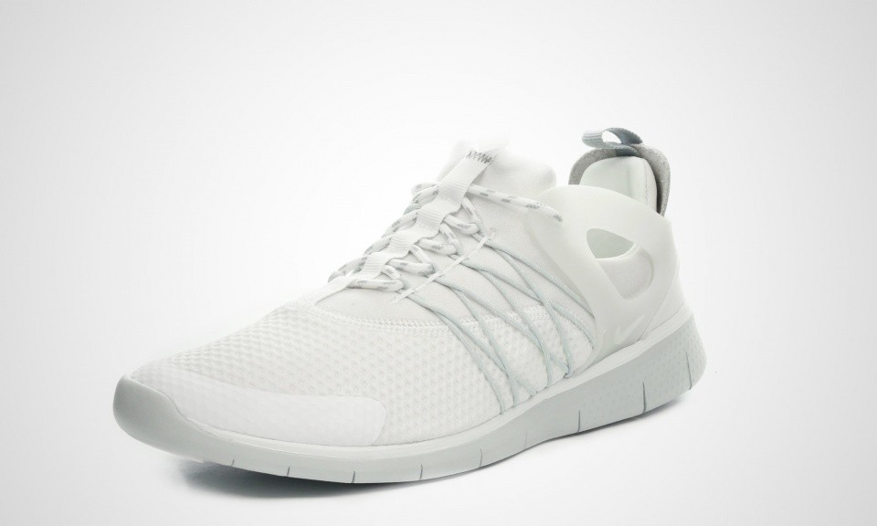 Nike Hommes On Sale Clearance Loup gris/blanc