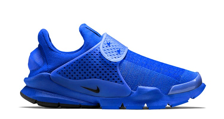 Homme Fragment Design x Nike Sock Dart Sp Game Royal Trainers Bleu
