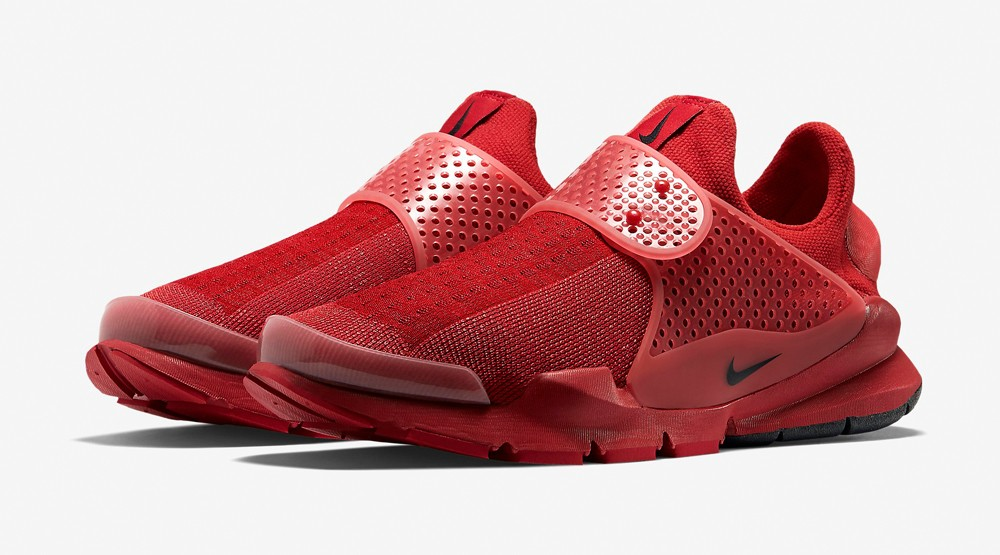 Fragment Design x Nike Sock Dart Sp Independence Day Sport Red Unisex Chaussures De Sport Rouge