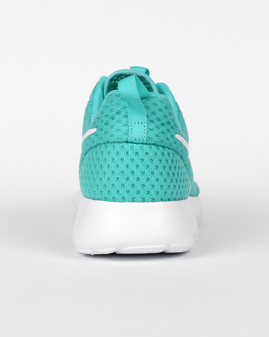 Nike Roshe One BR (Breeze) Calypso Chaussures Pour Femme Blanche Bleu-Vert 718552-410