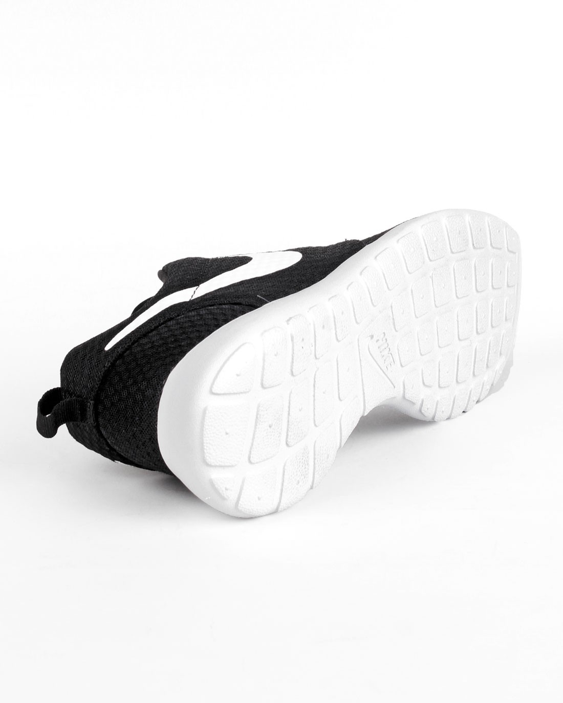 the best attitude 8dfcb f0905 ... Homme Nike Roshe One BR (Breeze) Monochrome Pack Chaussures Noir Blanc  718552-011 ...