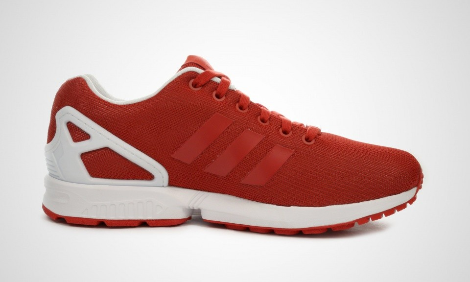 adidas zx flux fade rouge