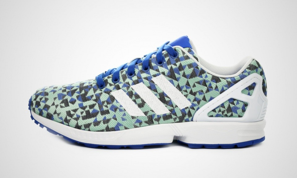 adidas ZX Flux Print Flowers Junior Chaussures adidas