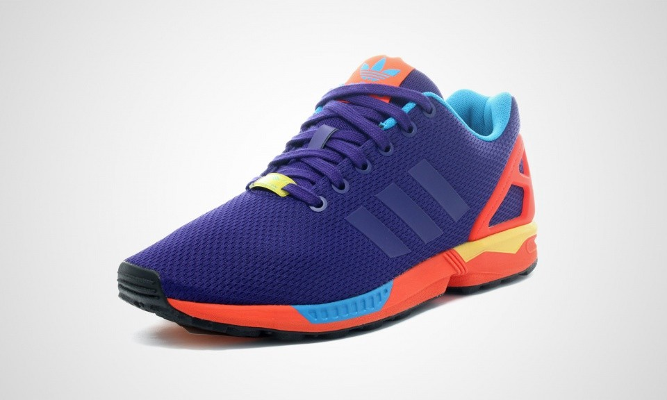 Homme Adidas ZX Flux